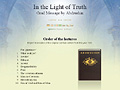 In The Light Of Truth, Grail Message by Abdrushin